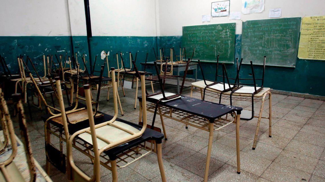 Nuevo paro docente en Provincia: 28 días sin clases y una paritaria estancada hace 9 meses