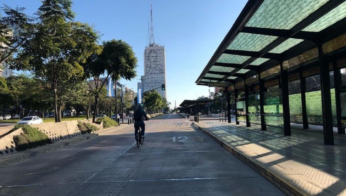 La Ciudad libera el estacionamiento y los peajes para contrarrestar el paro