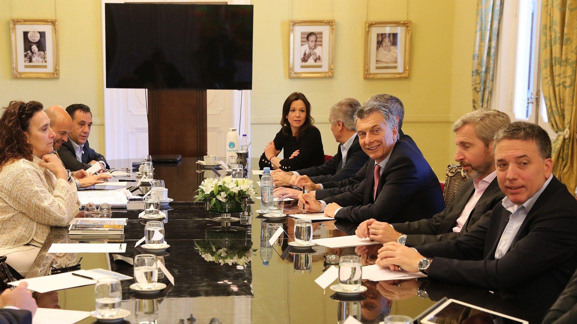 Presentaron las Declaraciones Juradas del Gabinete de Macri