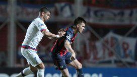 Nacional y San Lorenzo juegan en Montevideo