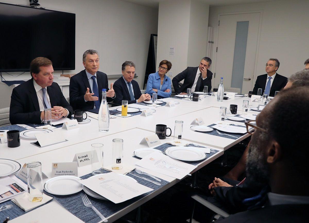 La agenda de Macri en Nueva York para este martes