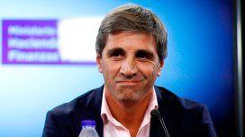 Volvió Caputo: defendió a Alberto Fernández y cuestionó al Gobierno por el dólar