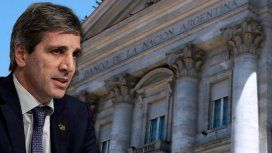 El Gobierno confirmó que la salida de Caputo ya estaba pautada