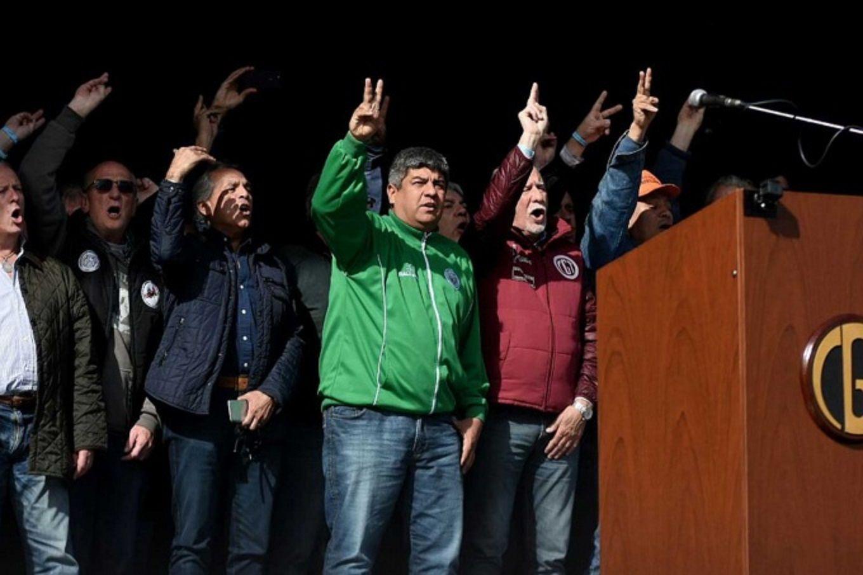 La CGT convocará a un nuevo paro nacional en noviembre