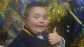 La ingeniosa respuesta de un nene con Síndrome de Down que fue agredido en las redes sociales