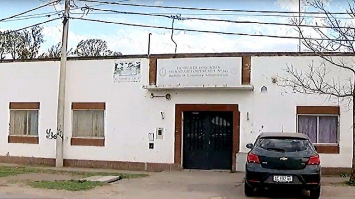 Denuncian a un preceptor por acosar a estudiantes de 13 años en Rosario