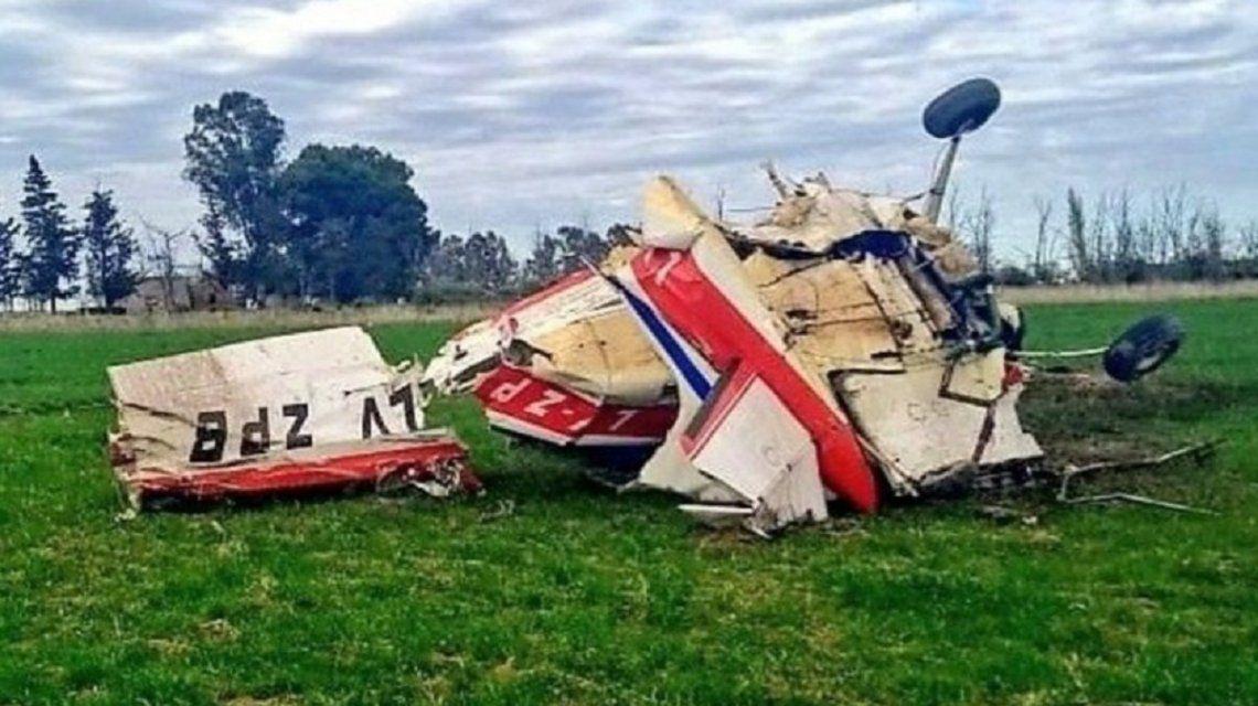 Otra tragedia sacude al automovilismo: falleció Néstor Heguy al estrellarse con su avioneta
