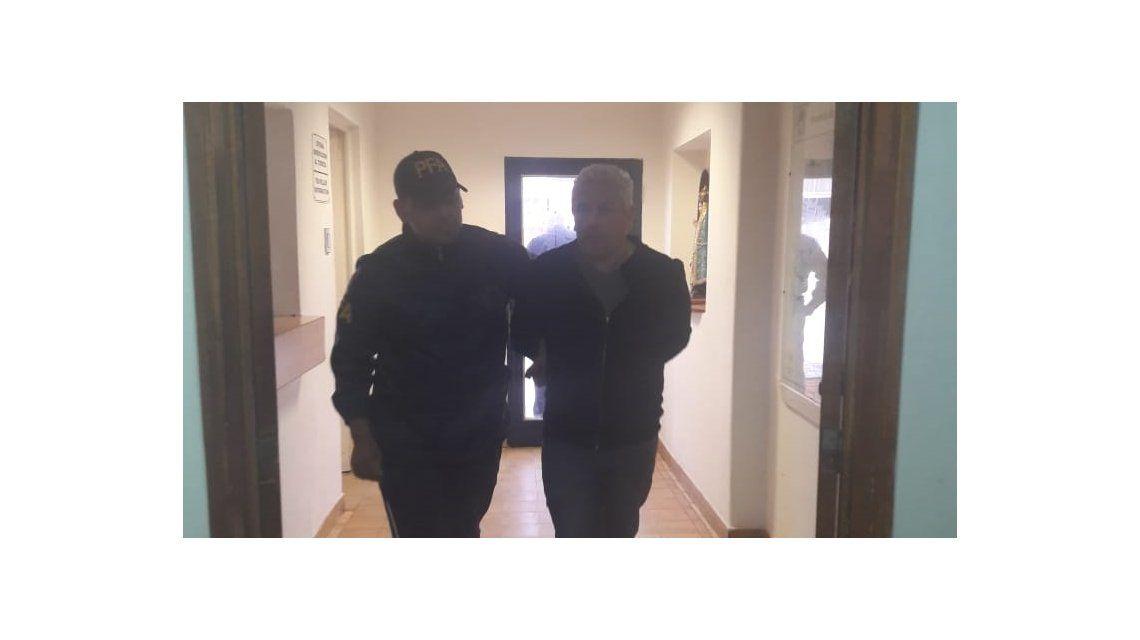 Fabián Gutiérrez pidió declarar como arrepentido en la causa de los cuadernos