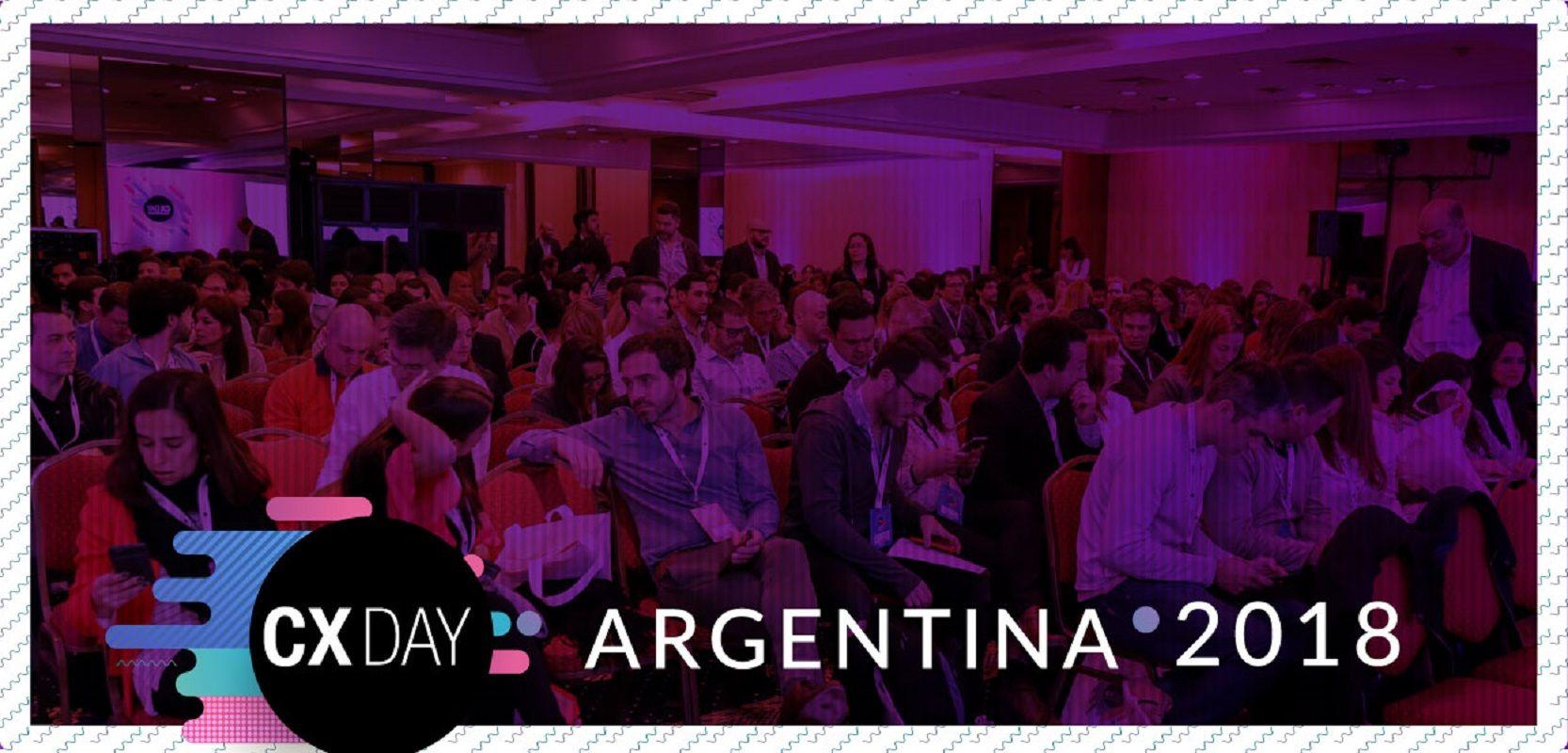 Ya está todo listo para celebrar El CX Day Argentina 2018