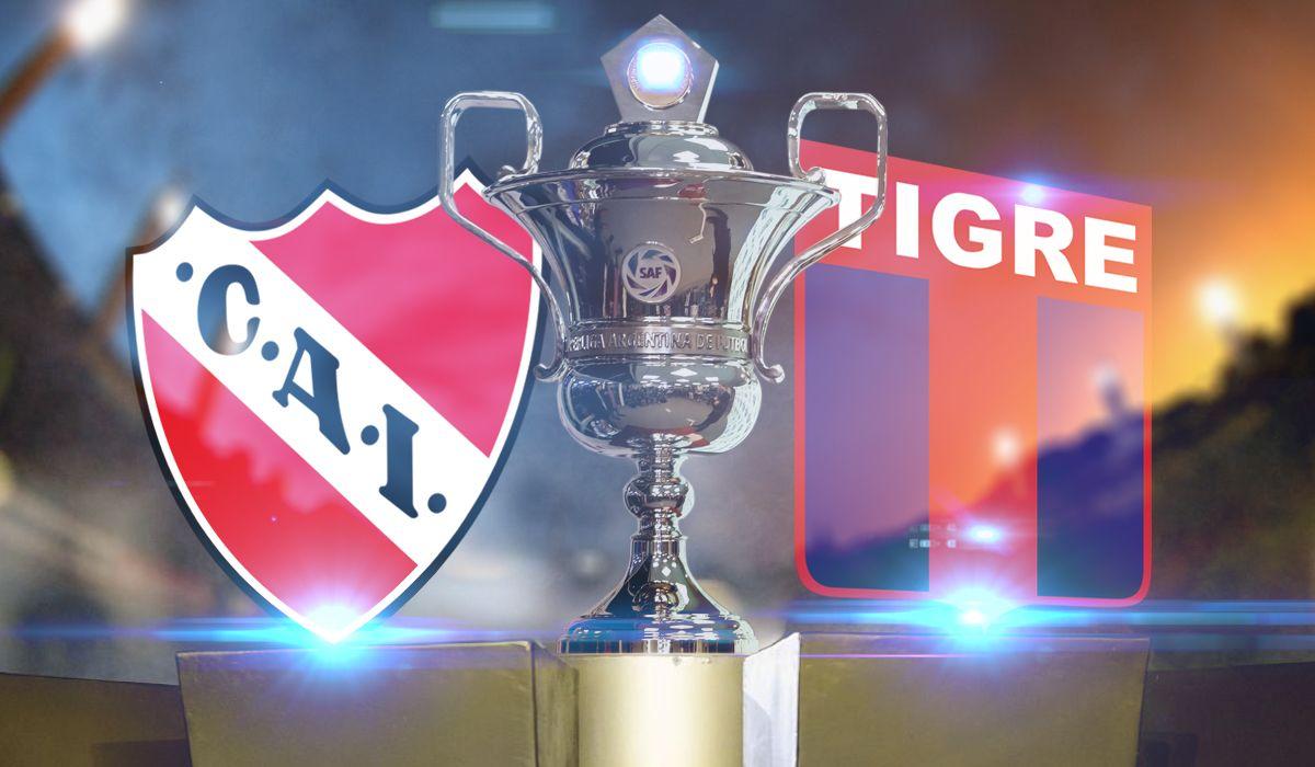 Independiente malogró un penal y empató sin goles con Tigre