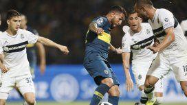 Boca perdió con Gimnasia y quedó eliminado de la Copa Argentina