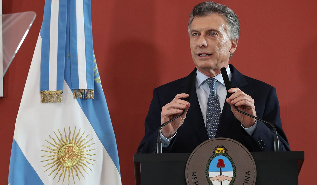 Macri: Nuestra meta va a seguir siendo siempre reducir la pobreza