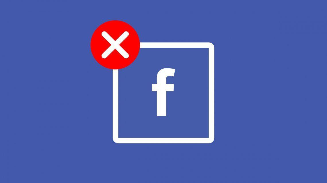 Alerta en Internet: masiva caída de Facebook a nivel global