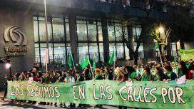 Marcha por la legalización del aborto de septiembre - Crédito:@milfloresmerlo