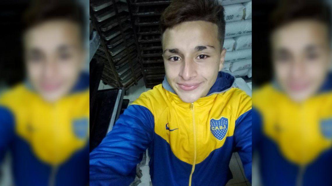 Encontraron muerto a Cristian Roldán, el chico de 16 años que se tiró a un arroyo en Pilar