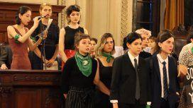 La UBA investigará las denuncias por acoso realizadas por alumnas del Nacional Buenos Aires