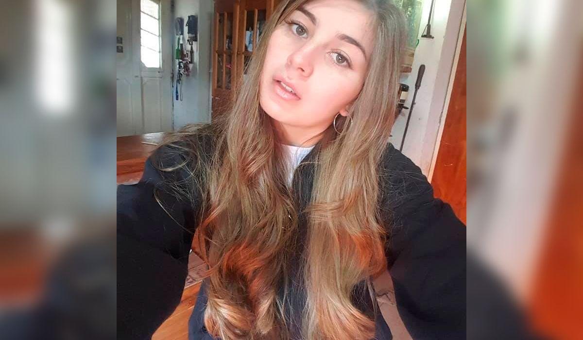 Agustina tenía 22 años y quería poner fin a la relación