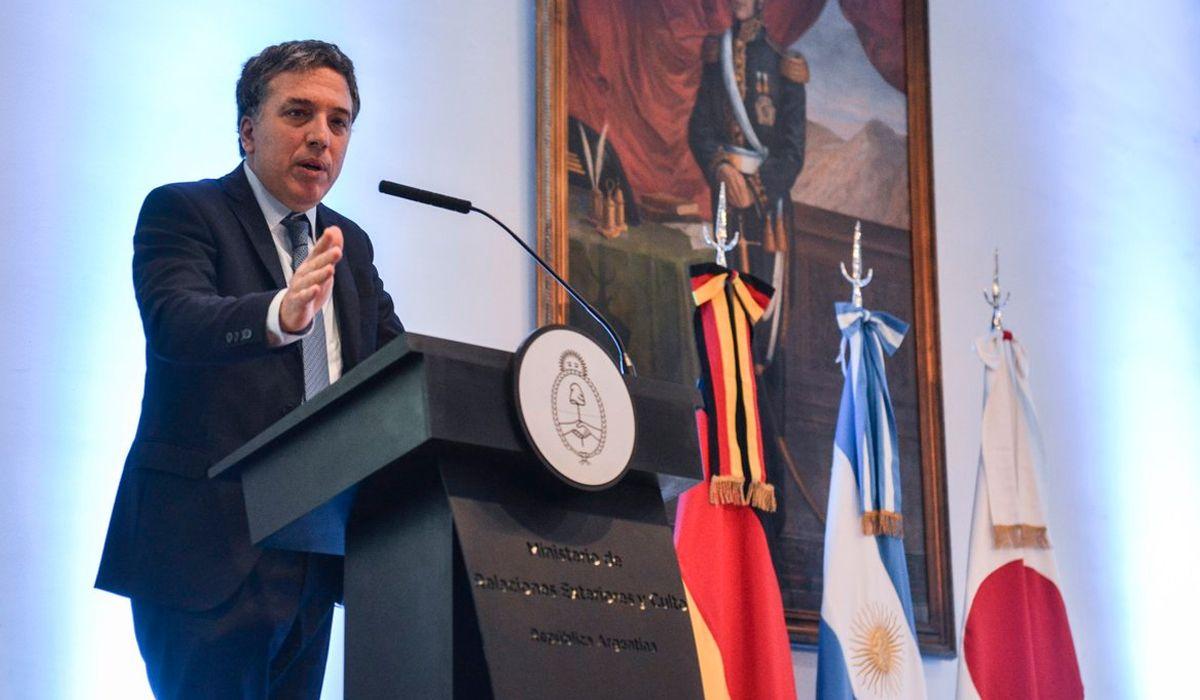 Dujovne: La Argentina estará en recesión por un tiempo