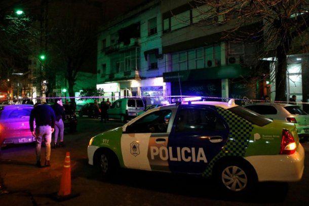 El cuerpo de la joven fue encontrado en un patio interno del edificio. Foto: Info Cielo