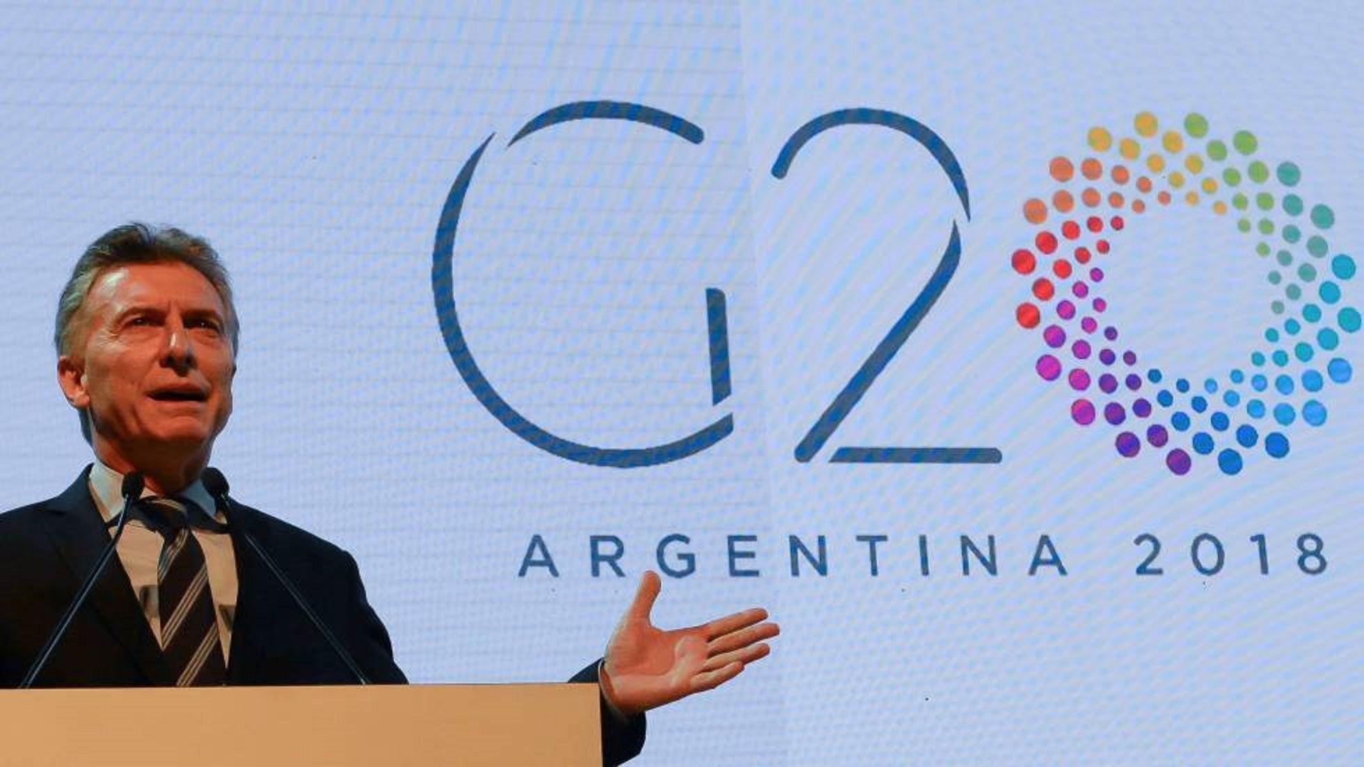 Mil millones de pesos, 26 líderes mundiales y sólo 2 mujeres: el G20, en números