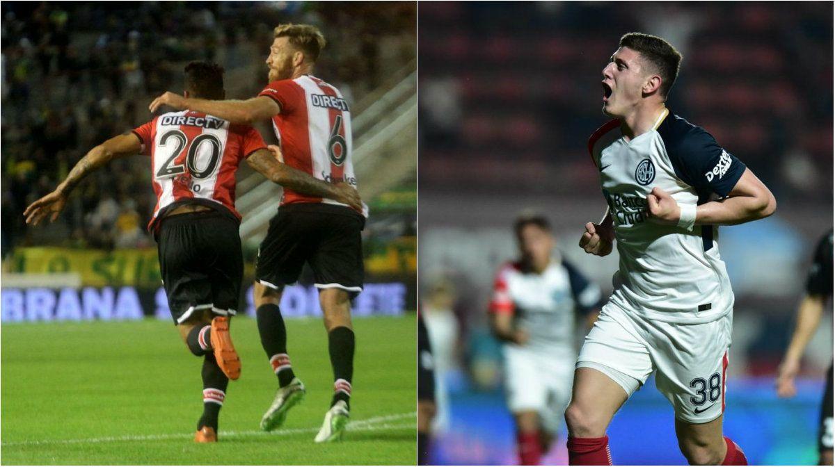 Estudiantes y San Lorenzo por Copa Argentina