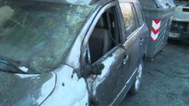 Agronomía: se incendió una camioneta y el auto de Kicillof