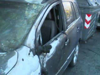 agronomia: se incendio una camioneta y el auto de kicillof