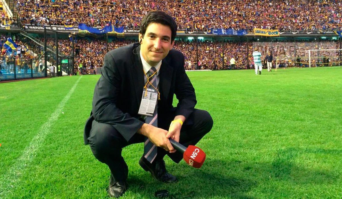 Murió el periodista Nicolás Feuermann: el homenaje de C5N