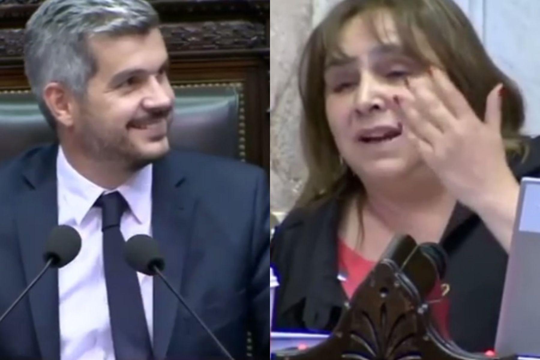 La insólita bienvenida a Peña en Diputados: Como todos sabemos que Macri es gato, le diría buenas tardes Jerry