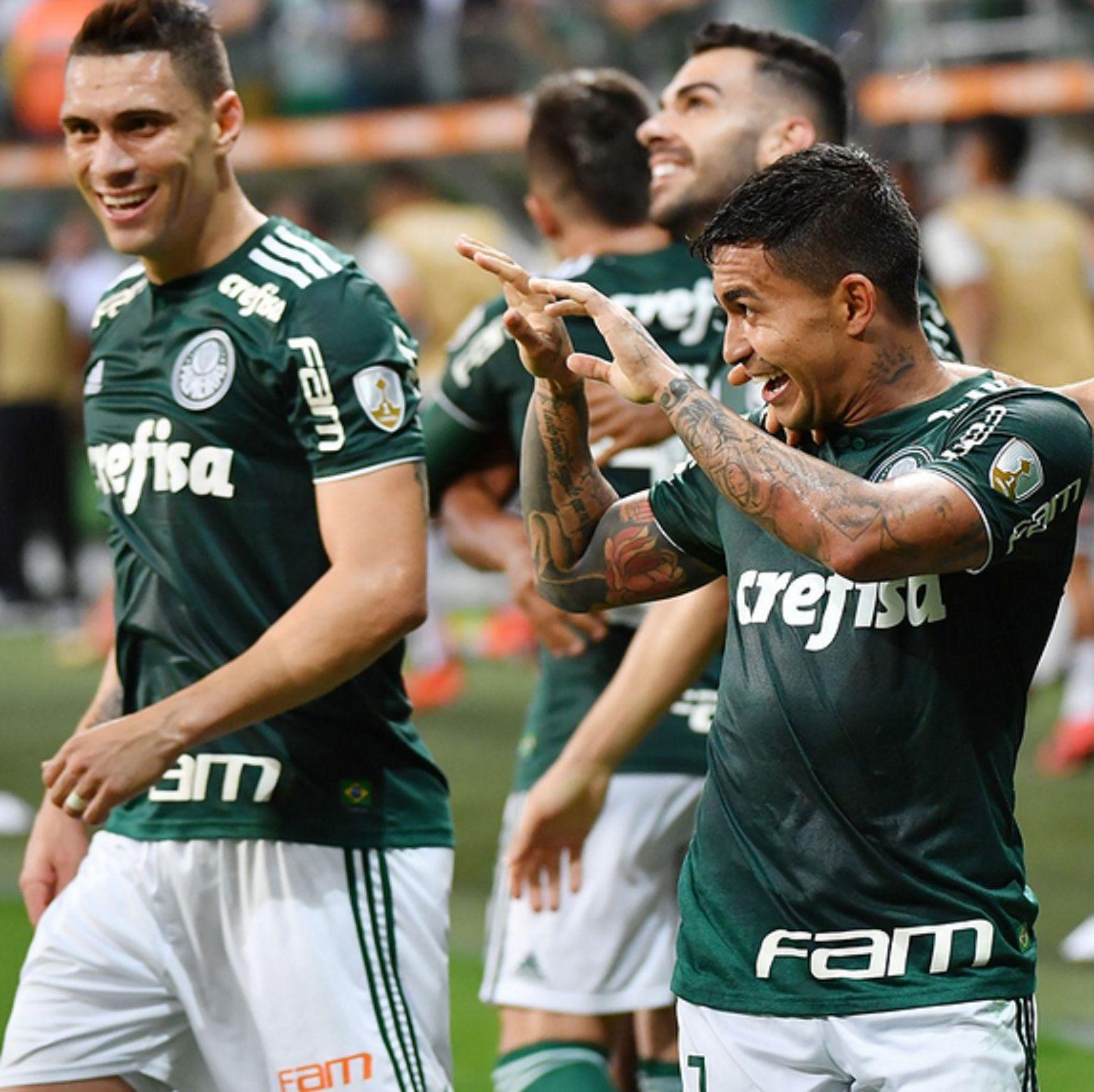 Copa Libertadores: Palmeiras venció a Colo Colo y ahora espera en semifinales a Boca o Cruzeiro