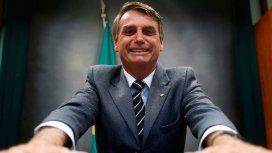 Bolsonaro amenazó con hacer una limpieza a fondo y borrar a los marginales rojos
