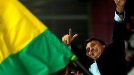 Hay una posibilidad de que Bolsonaro pueda ganar en la primera vuelta