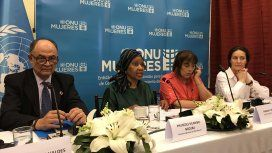 ONU Mujeres abrió sus oficinas en el país