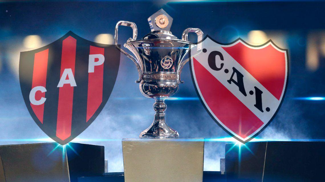 Patronato vs. Independiente por la 8° fecha de la Superliga: horario, formaciones y TV