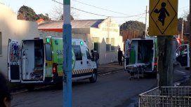 Moreno: balearon a una docente en un presunto intento de robo