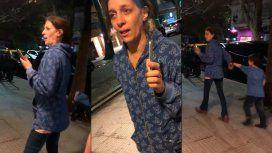 Sufrieron un ataque xenófobo en Palermo y les recibieron la denuncia porque el video se viralizó