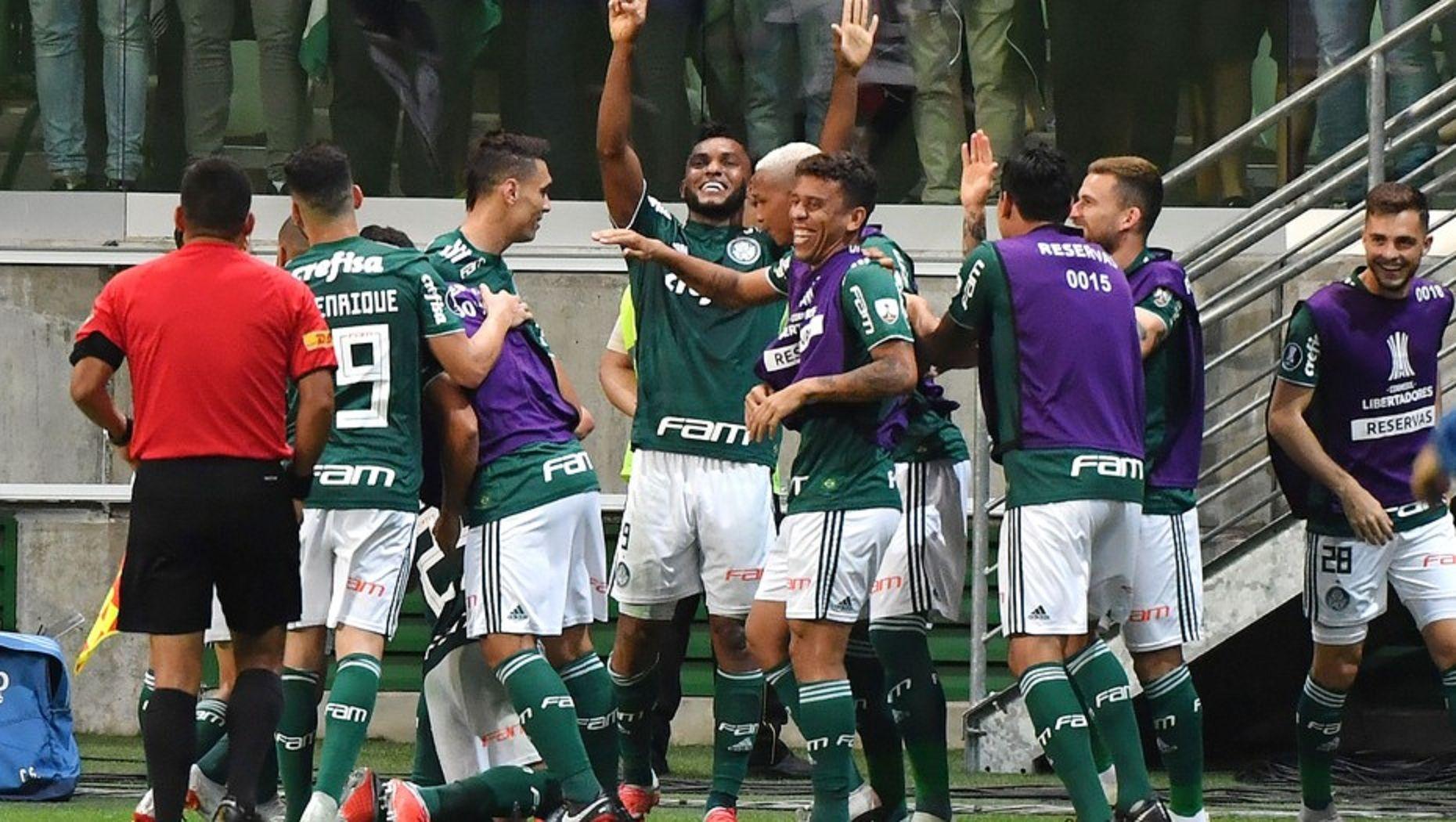 Secuestraron a un jugador del Palmeiras, próximo rival de Boca en la Copa Libertadores