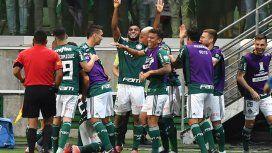 Secuestraron a un jugador del Palmeiras