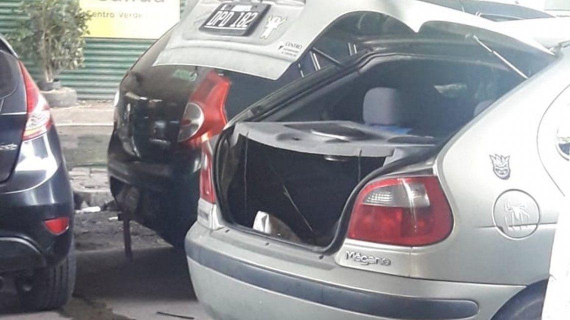 Fue a bailar, despertó golpeada y encerrada en el baúl de un auto