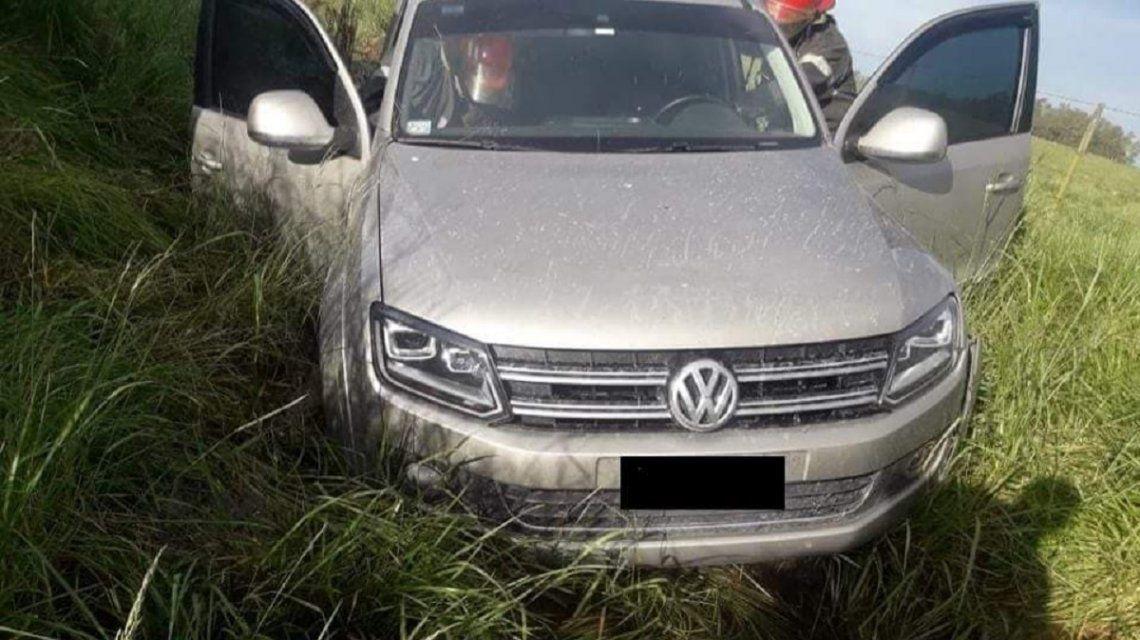 Accidente fatal en la Ruta 215: murió el nieto de Julio Grondona