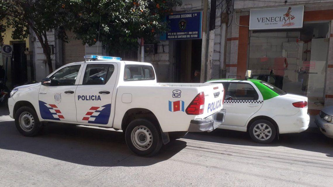 Te hiciste las tetas con la plata de mi marido: violenta pelea en pleno centro de Santiago del Estero