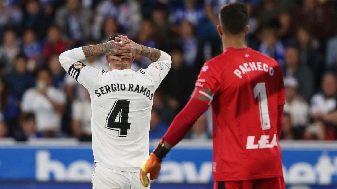 El preocupante presente del Real Madrid: hace cuatro partidos que no gana ni mete goles