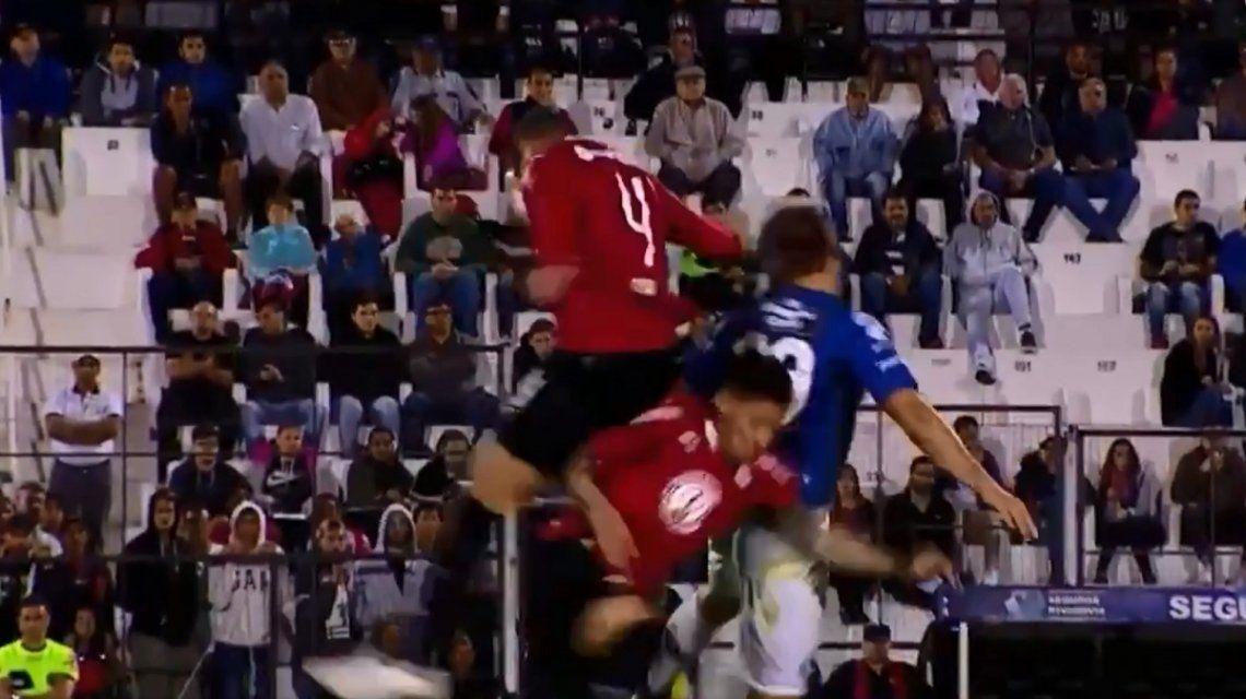 Insólito: Independiente tuvo cuatro lesionados ante Patronato