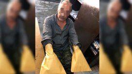 Brutal crimen en La Plata: drogó al novio de su ex, lo ahorcó y le colocó una bolsa en la cabeza