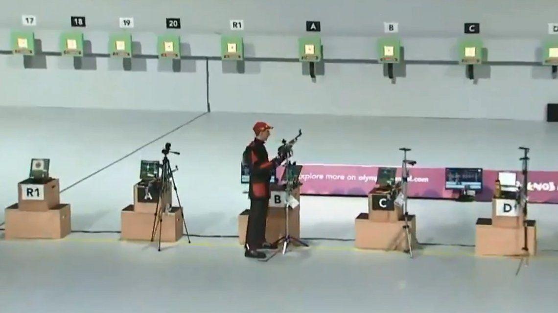 Rusia se quedó con la primera medalla de oro de los Juegos Olímpicos de la Juventud