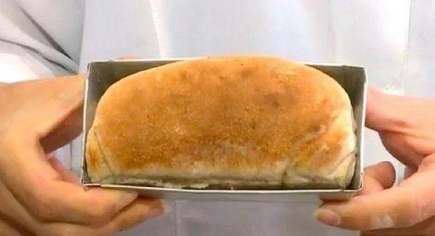Pan hecho con harina de cucaracha - Crédito: FURG