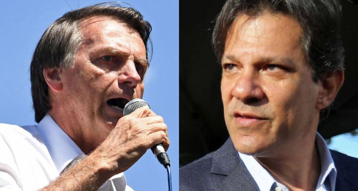 A 6 días del balotaje en Brasil, Bolsonaro consolida su ventaja sobre Haddad