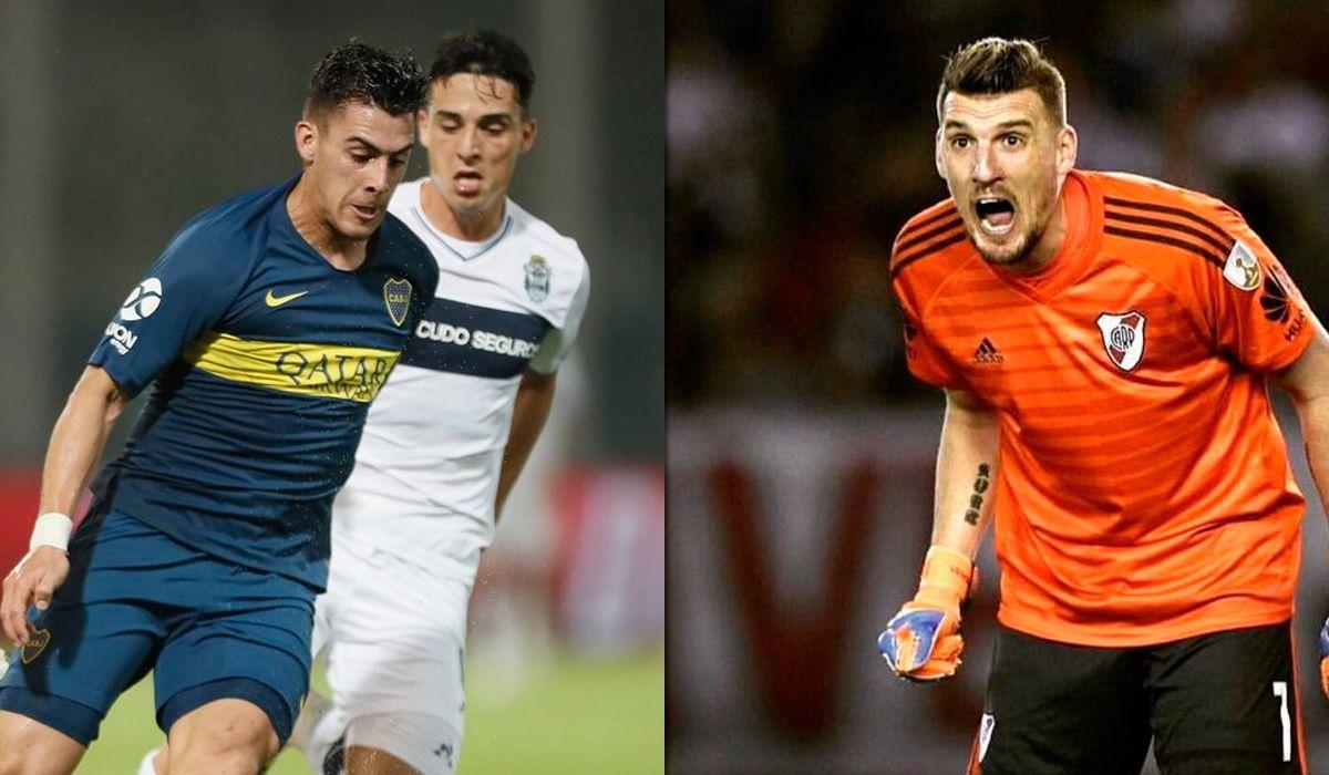 Polémica por las lesiones de Pavón y Armani que los dejaron afuera de la Selección