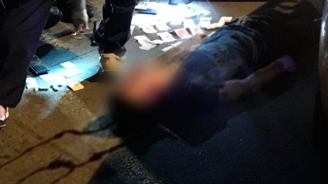 Uber salió a hablar tras el episodio del policía que mató a un ladrón que quiso robarle el auto