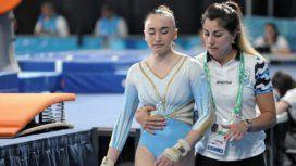 Tremenda caída y lágrimas: la argentina que conmovió a todos en los Juegos Olímpicos de la Juventud